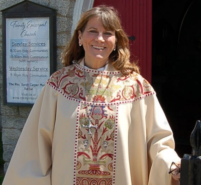 The Rev. Sarah Carper Morris